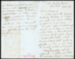 Lear letter to Tennyson