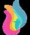 WF at UM Flame Logo.png