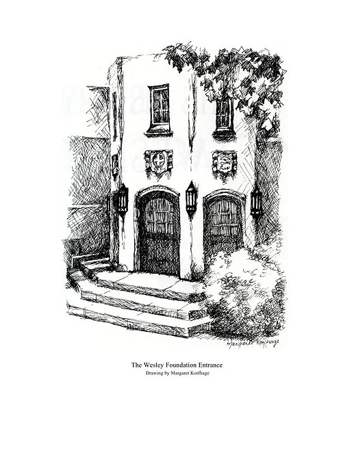 The History of the Wesley Foundation at the University of Michigan