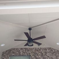 Special Details, Patio Cover Ceilings & Kitchens