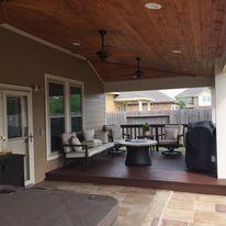 Patio Covers, Ceilings,Concrete, Details