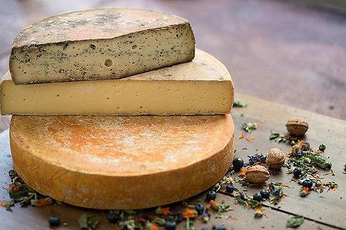Raclette de Savoie fermière au lait cru