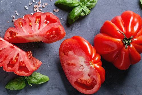 Tomates côtelées