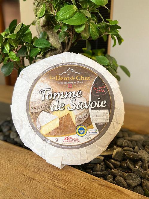Tomme de Savoie au lait cru IGP