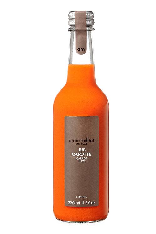 Jus de Carotte 98,5%, 1,5% jus de Citron