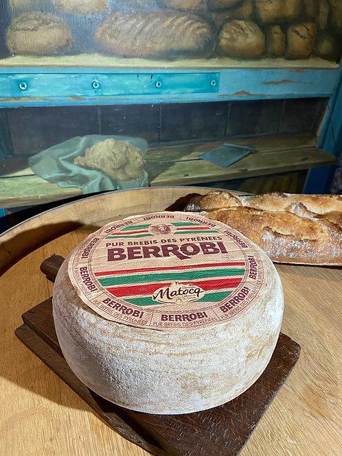 Pur Brebis des Pyrénées - Le Berrobi