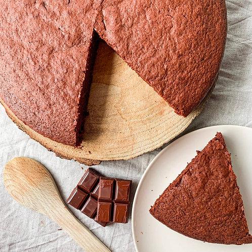 Moelleux au chocolat - La part