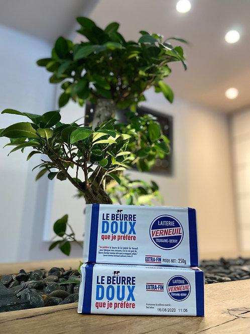 Beurre Doux de la Laiterie Verneuil