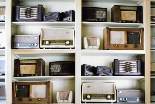 Music Store Vintage