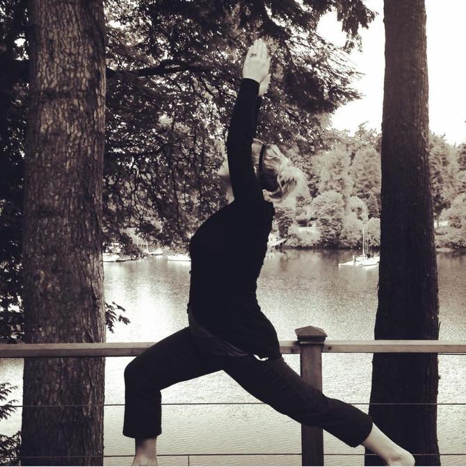 Beginning Yoga Series starts tomorrow