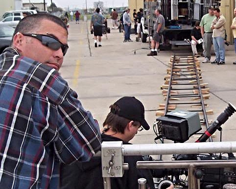 Dolly Grip Saves Camera Operator!