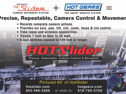 """HotSlider"" Camera Movement System"