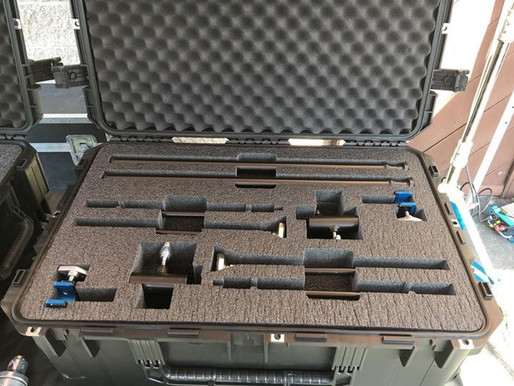 New Dana Dolly Travel Case