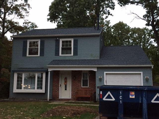 New Shingle Roof Pine Hill, NJ