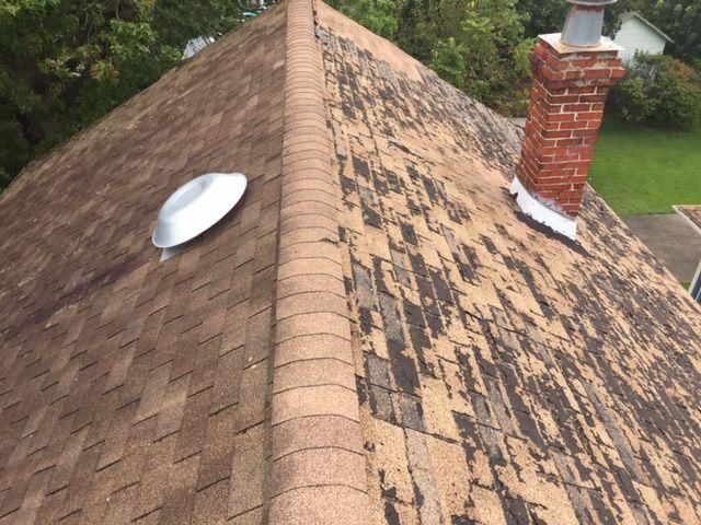 Old Shingle Roof Woodbury NJ