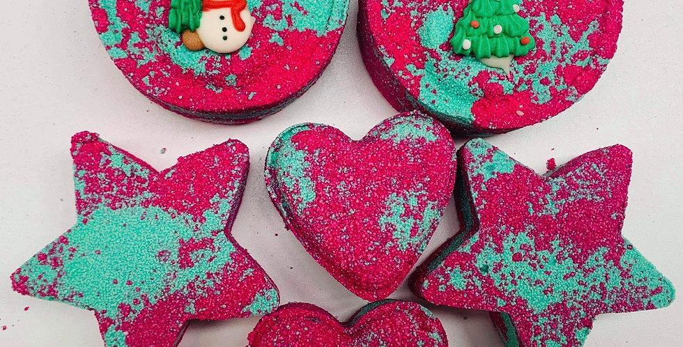 Christmas Spice Love Heart/Star