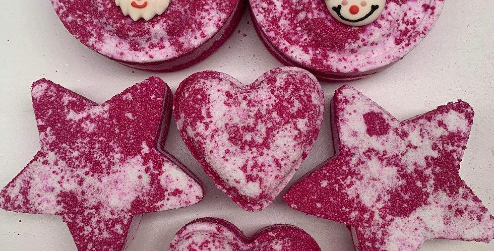 Jingle Bell Berries Love Heart/Star