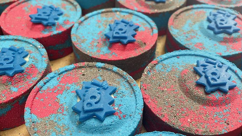 POW! Bath Bombs x6