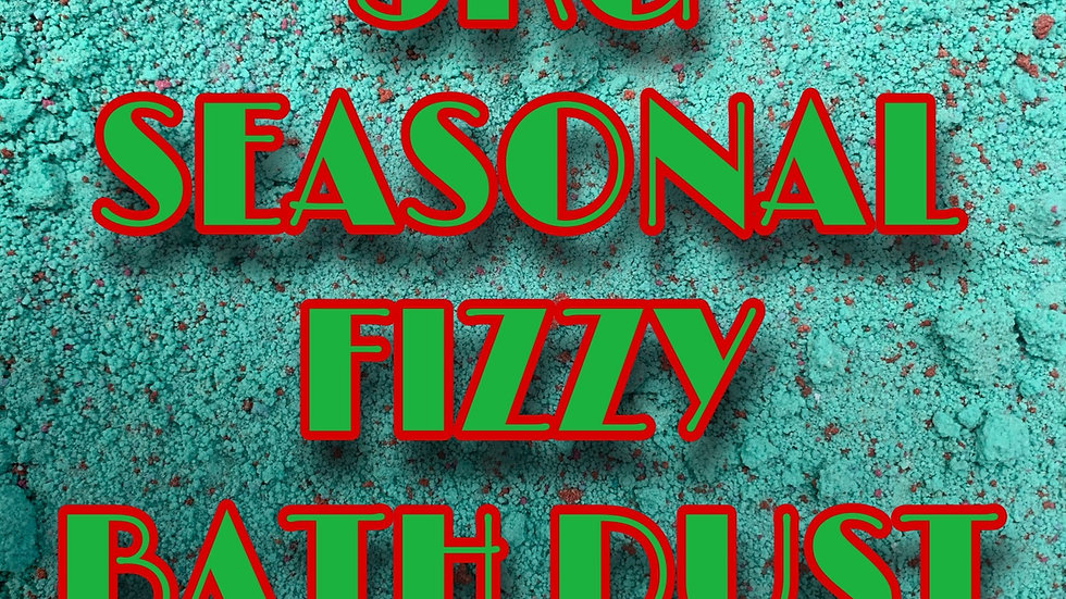 Seasonal Bath Dust 5KG