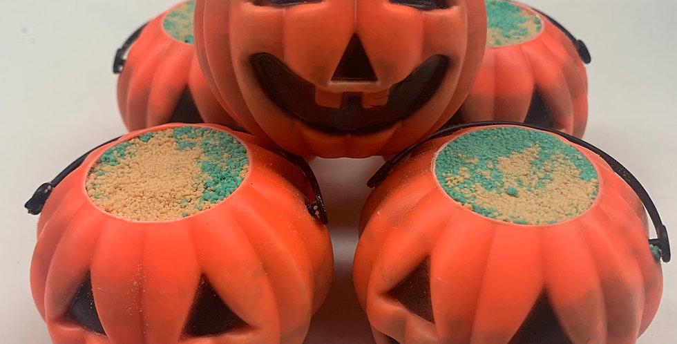 Pumpkin Spice Treat Pot