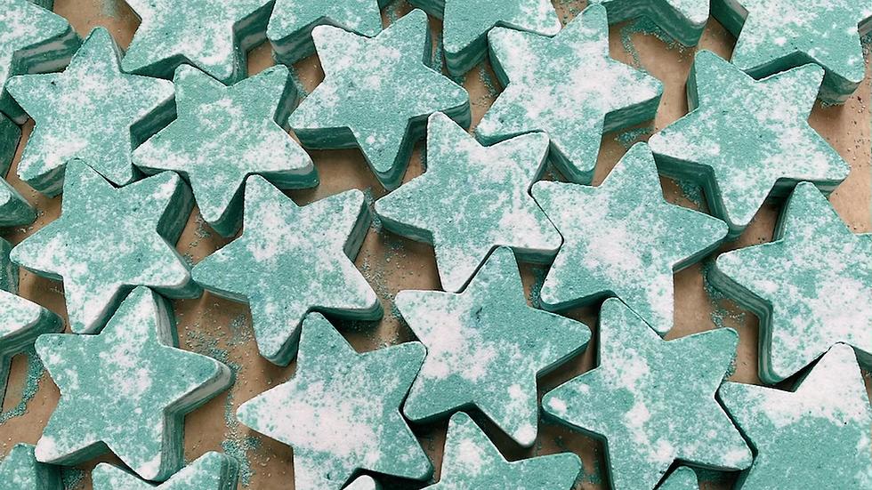 Santa's Little Helper Stars x6
