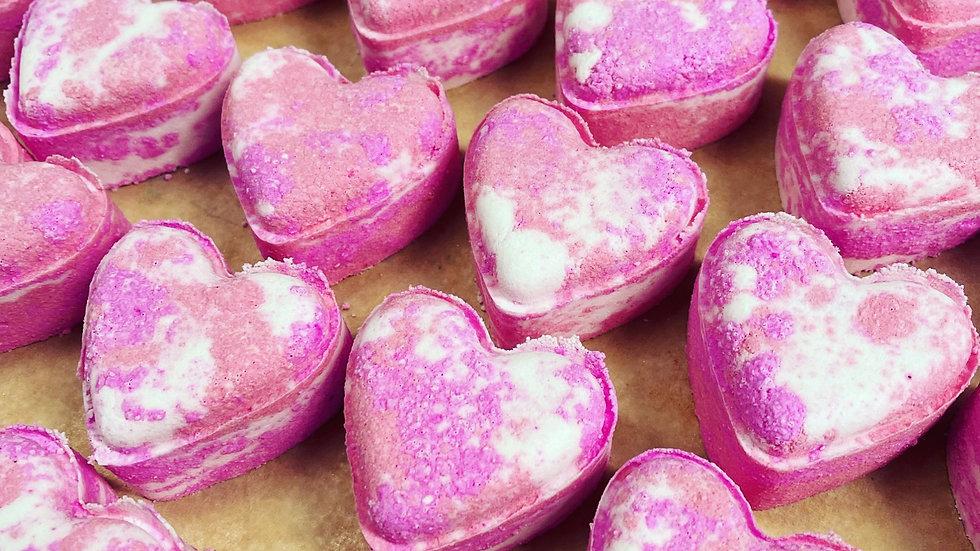 Belle Love Hearts x6