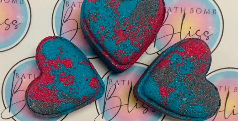 Fizzy Cola Love Heart