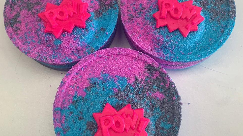 Girl Power Bath Bombs x6