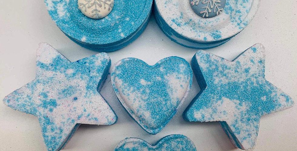 Ice Queen Love Heart/Star