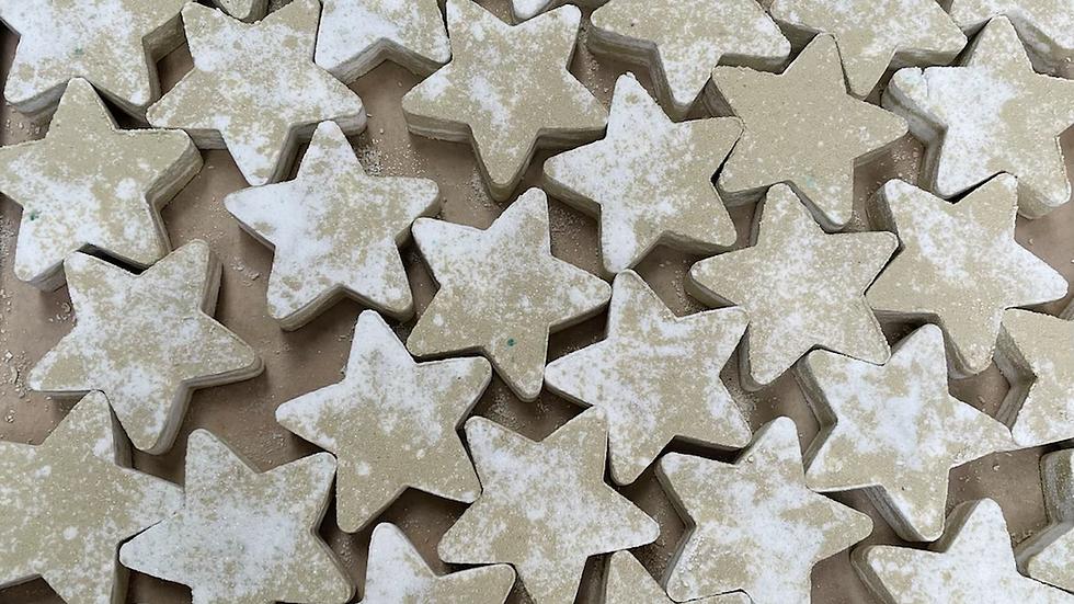Ginger Spice Stars x6