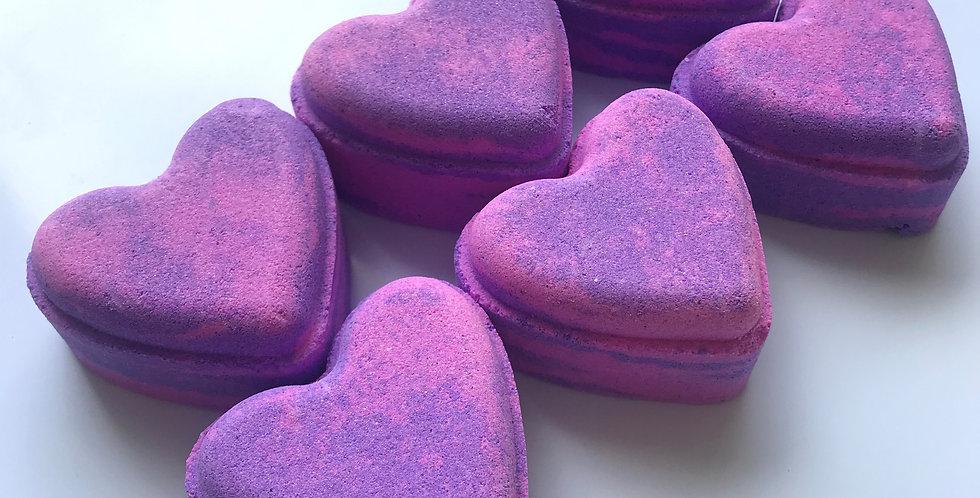 Parma Violet Love Heart