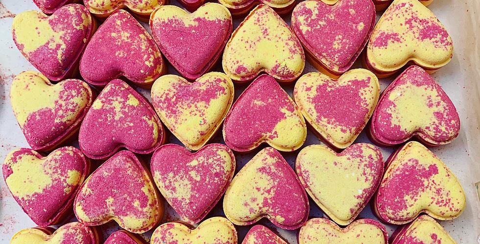 Jasmine & Cashmere Love Heart