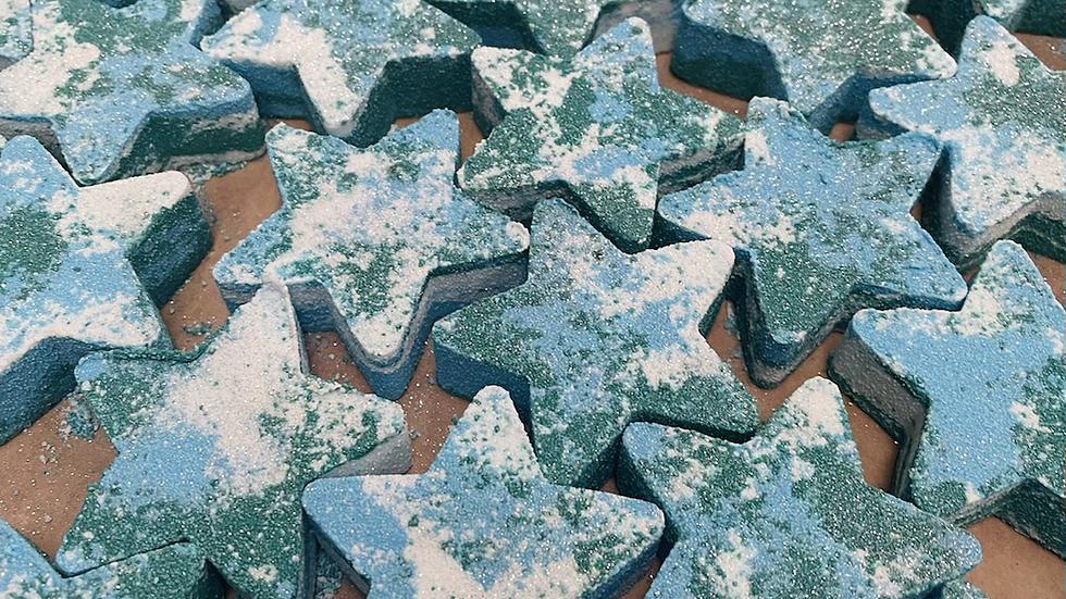 Starry Night Stars x6