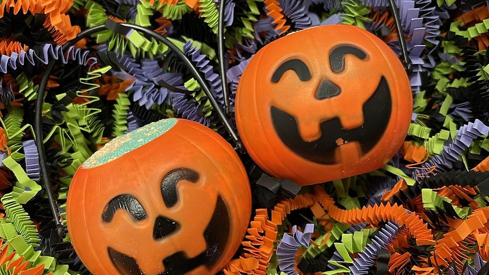 Pumpkin Treat Pot