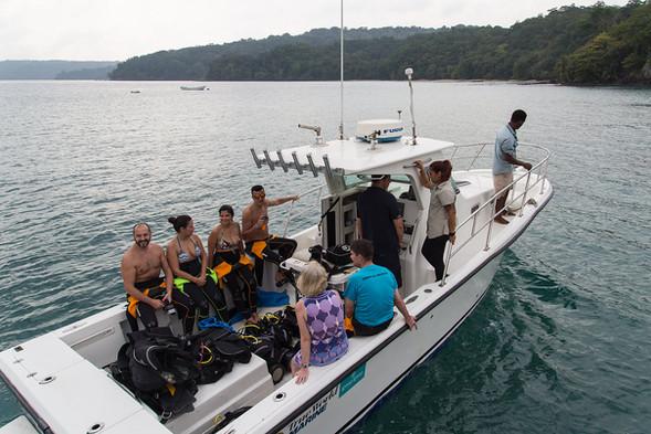 Scuba Diving BomBom Príncipe