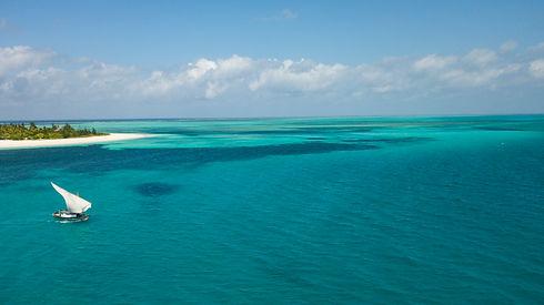 Tanzania Fanjove Island dhow boat SongoSongo