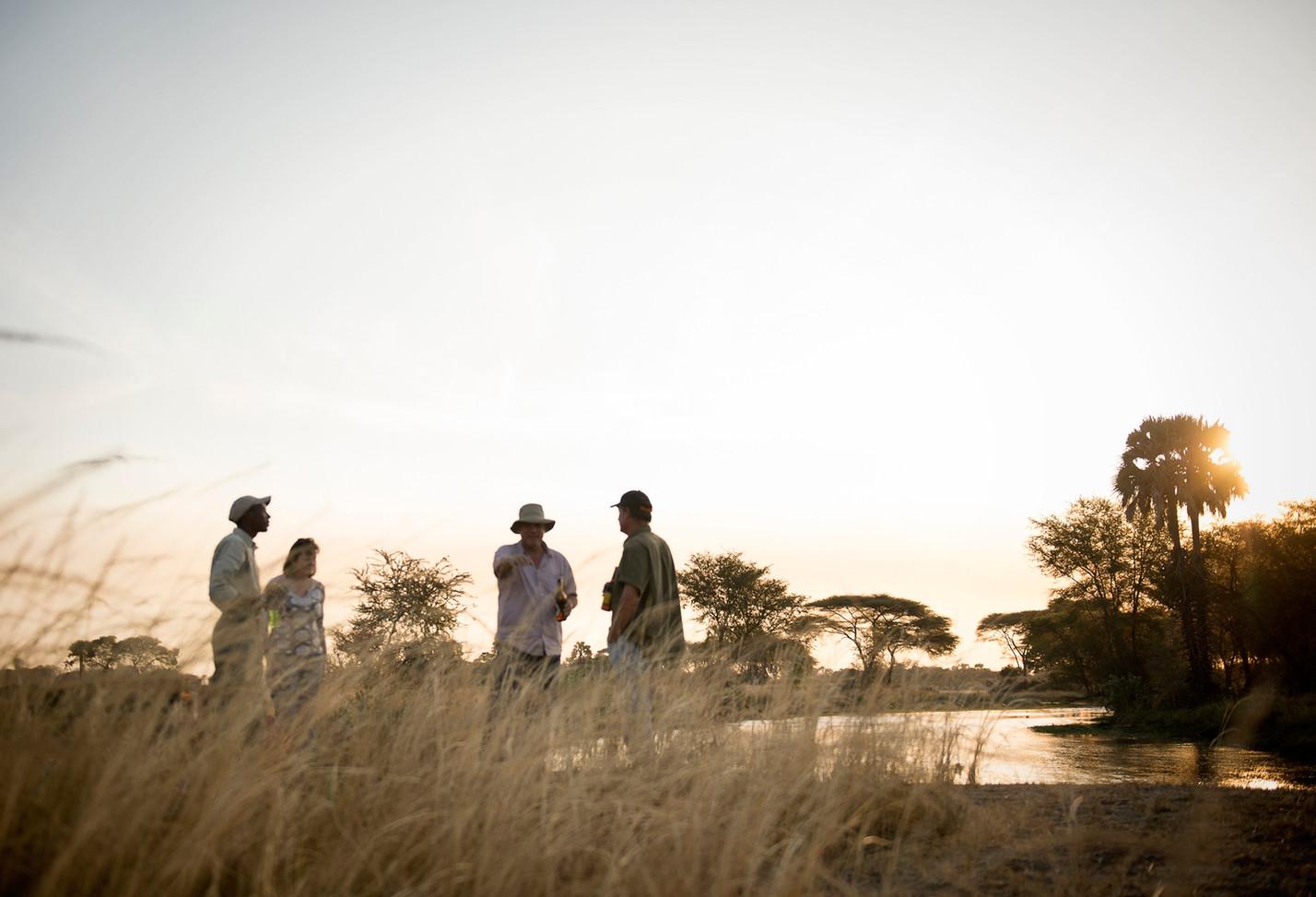 Walking Safari Chada Katavi Tanzania