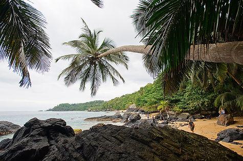 Roça Belo Monte Beach Hike