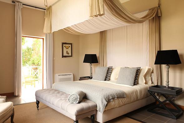 Roça Belo Monte Luxury Suite Bedroom Príncipe
