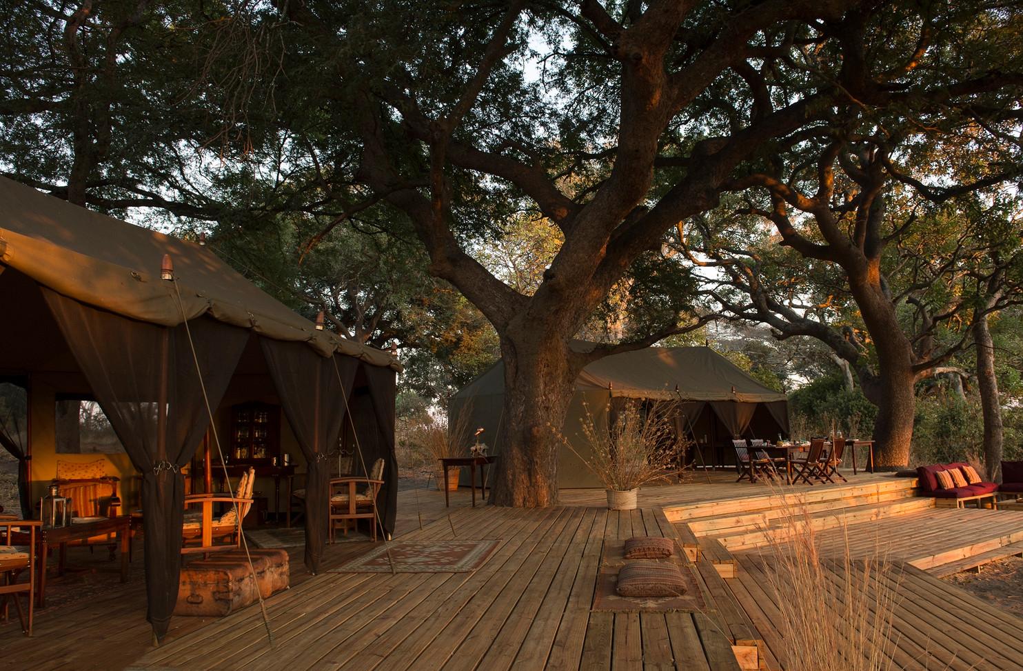 Chada Katavi Camp Tanzania