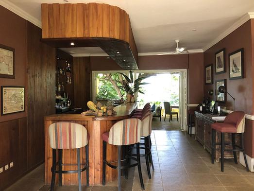 Roça Belo Monte Manor House Bar Príncipe