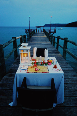 BomBom Love Island Dining Príncipe