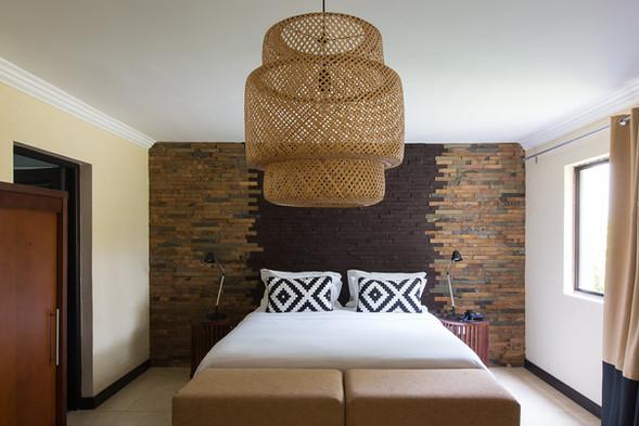 Omali Business Suite Bedroom São Tomé