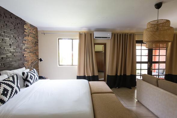 Business Suite Bedroom Omali São Tomé