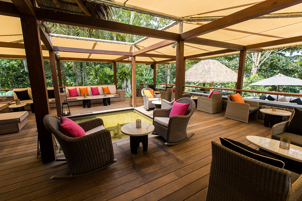Sofas Canopy Rainforest Sundy Praia