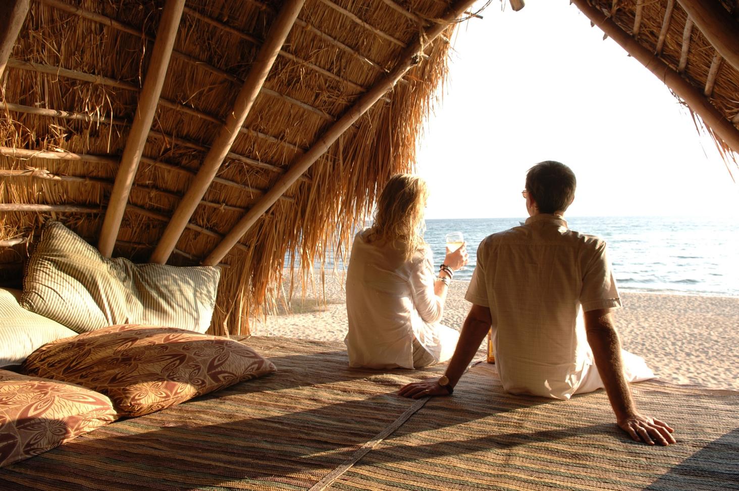 Ultimate Relaxation at Greystokes, Mahale, Tanzania