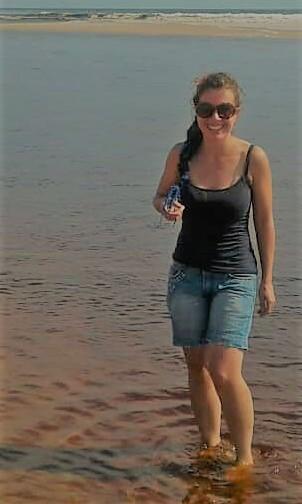 Louri Beach, Loango Gabon