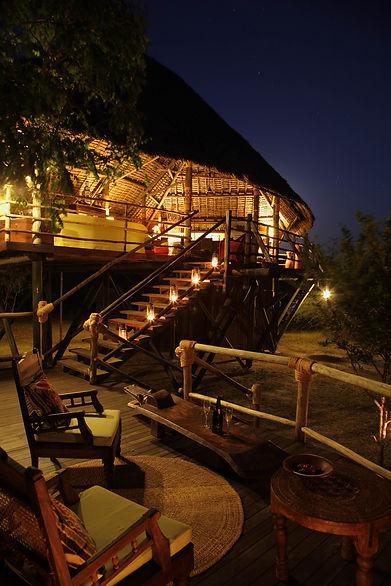Bar Restaurant Siwandu Selous Nyerere Tanzania