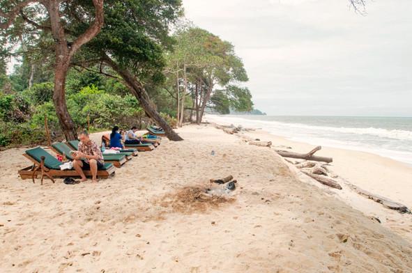 Beach Relax Pongara Lodge Gabon