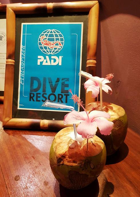 BomBom Dive Center Príncipe PADI